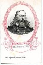 95x111.16 - General Albert Pike C. S. A., Civil War Portraits from Winterthur's Magnus Collection